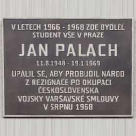 In memory of Jan Palach