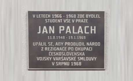 Memory of the victims of the Prague Uprising and fighters against fascism